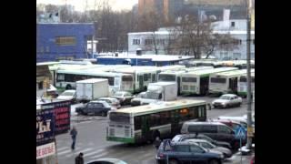 видео Филиал 17-й автобусный парк ГУП Мосгортранс