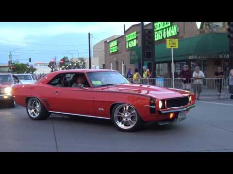 reno cruise august 9th hot august nights 2017