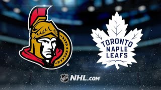 Mitch Marner scored two goals and added three assists for a career-...