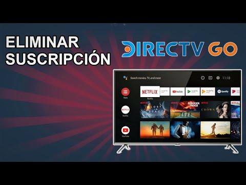Cómo Cancelar Suscripción A Directv Go 🖥Darse De Baja