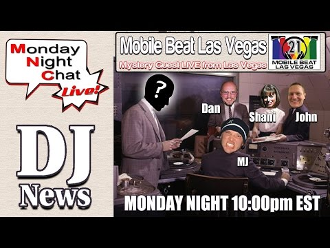 Live Update From #MBLV21 Mobile Beat Las Vegas | #DJNTVLive