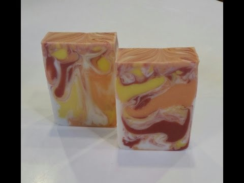 Ginger's Have More Fun Making and Cutting Handmade Cold Process Soap 1