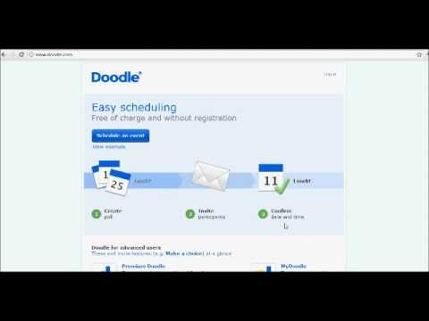 Download OUTDATED Doodle Video: Please see current video on facult HoundNET
