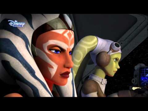 Youtube filmek kategória - Star Wars lázadók