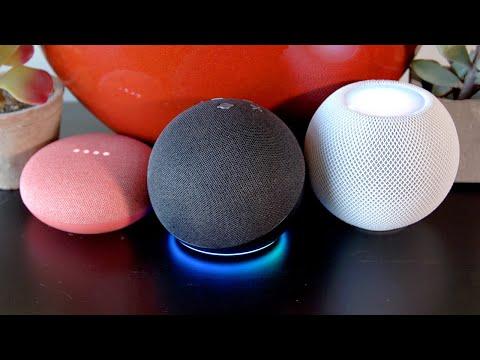 HomePod Mini vs. Nest Mini vs. Echo Dot: A battle of entry-level smart speakers