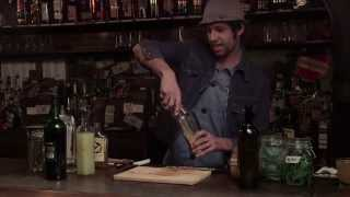 Brooklyn Cocktails: The Medieval Knievel