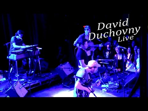 David Duchovny Live at the Roxy