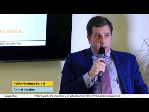 Pablo Martínez Bernal: Peter Lynch, Pat Dorsey y el arte de encontrar inversiones excelentes