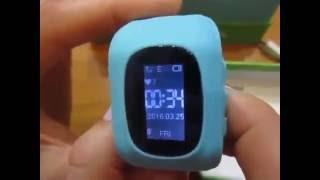 Baby smart watch q50 Налаштування, функції та робота розумних годин з GPS трекером