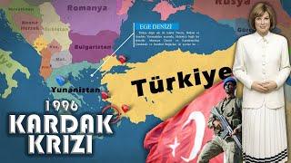 Yunanistan Ege Adalarını Aldı!! || KARDAK KRİZİ 1996 || Tarihin Dibi #2 || DFT Tarih