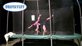 Nighttime Gymnastics  (WK 247.2) | Bratayley
