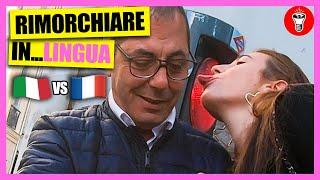 Italiana Rimorchia in Francia VS Francese Rimorchia in Italia - [Esperimento Sociale] - theShow
