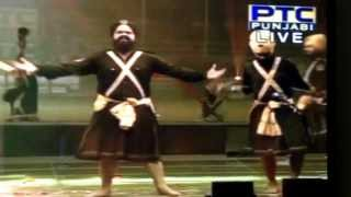 Bir Khalsa Gatka - Martial Art of Sikhs performance at World Kabbadi 2013