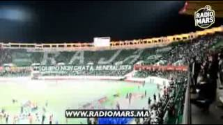 TIFO Raja Club Athletic vs Auckland City Coupe du Monde des Clubs 2013