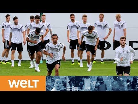 Nationalmannschaft: Pressekonferenz mit Teammanager Bierhoff und Nils Petersen