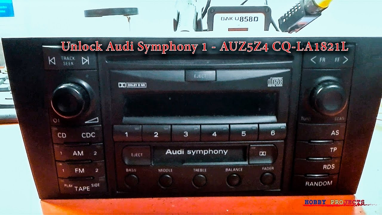 audi symphony radio auz5z4 code from eeprom s220 93c56. Black Bedroom Furniture Sets. Home Design Ideas