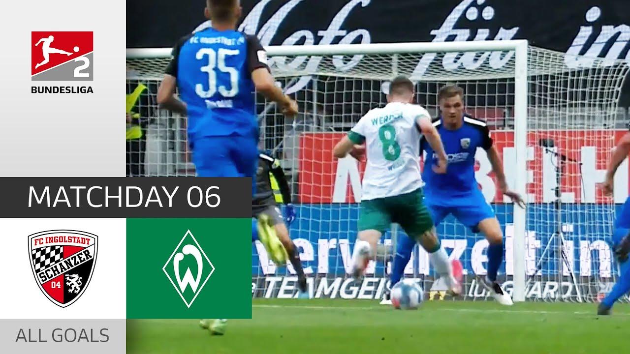Download Werder shines AGAIN! | FC Ingolstadt - Bremen 0-3 | All Goals | Matchday 6 –  Bundesliga 2 - 2021/22