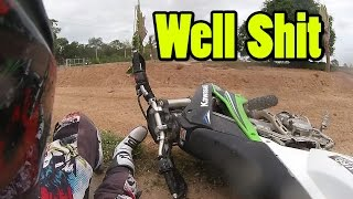 Crashing and Crying in Thailand Enduro Madness
