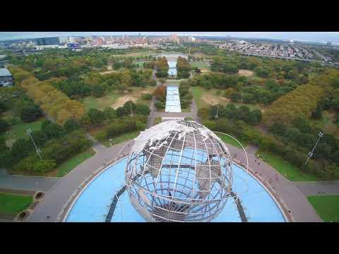 The Unisphere - Queens World's Fair Globe