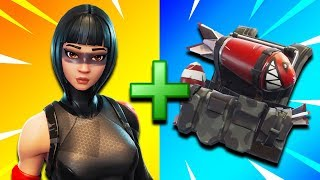 5 BEST SKIN & BACK BLING COMBOS IN FORTNITE! (Fortnite Battle Royale)