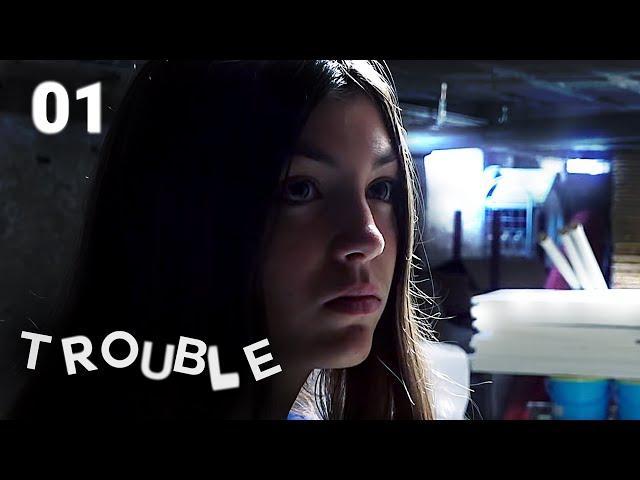 TROUBLE épisode 01 // Kertoon Studio