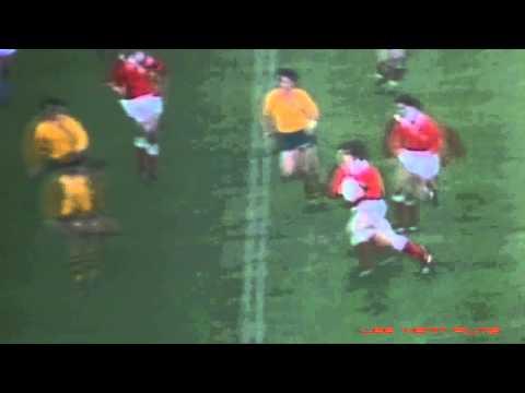 John Devereux  - The Hand off