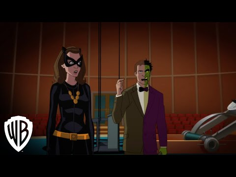 Batman vs. Two-Face Trailer