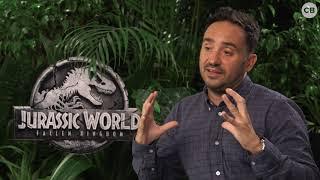 J A  Bayona Talks Jurassic World Fallen Kingdom
