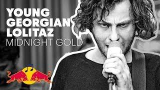 "Stripped Sessions | Nika Kocharov & Young Georgian Lolitaz: ""Midnight Gold"""