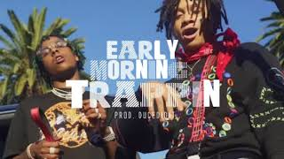 Download Rich The Kidd & Trippie Redd - Early Morning Trappin INSTRUMENTAL (Prod. Ducedidit) MP3 song and Music Video