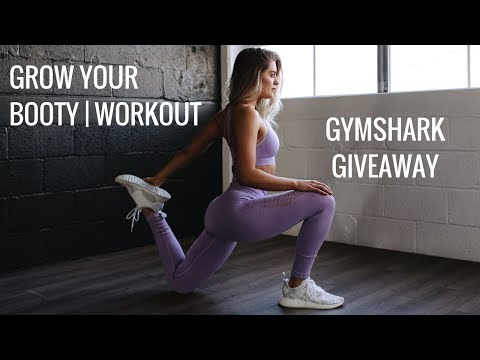 BUILD A BOOTY Leg Workout | WHITMAS Day 11