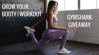 BUILD A BOOTY Leg Workout | WHITMAS Day 11