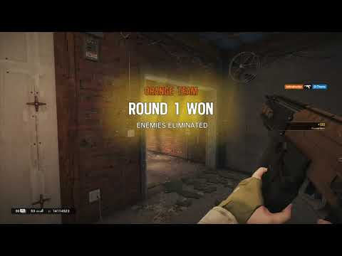 Tom Clancy's Rainbow Six® Siege new operator game play  