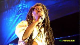 "JOHNNY CLARKE ""Declaration Of Rights"" Garance Reggae Festival 2011"