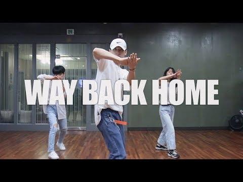 숀(SHAUN) Way Back Home / Jin.C Choreography