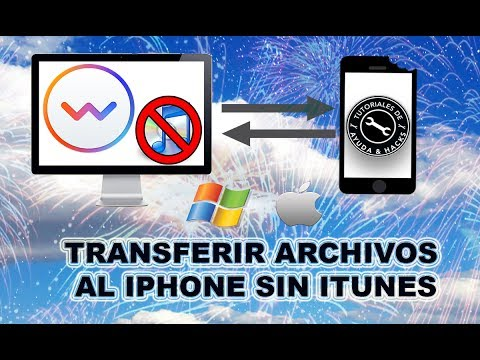 Cómo Transferir Música/Archivos sin iTunes a tu iPhone/iPad/iPod en Windows & Mac