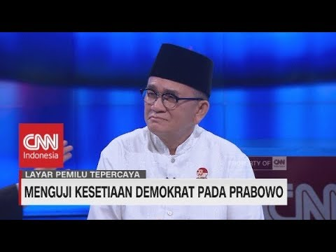 Ruhut: Ketidakhadiran SBY, Bukti Kekecewaan pada Prabowo