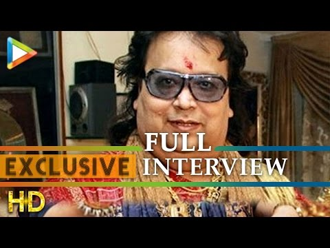 Bappi Lahiri's exclusive Interview on Hunterrr   Michael Jackson   Disco Dancer   Usha Uthup