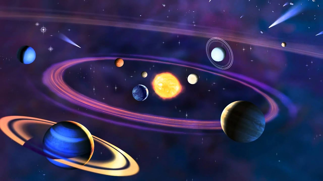 universe solar system images - HD1920×1080
