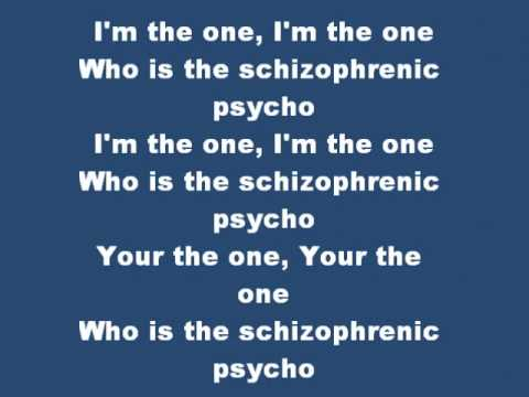 Psycho-Puddle Of Mudd-Lyrics