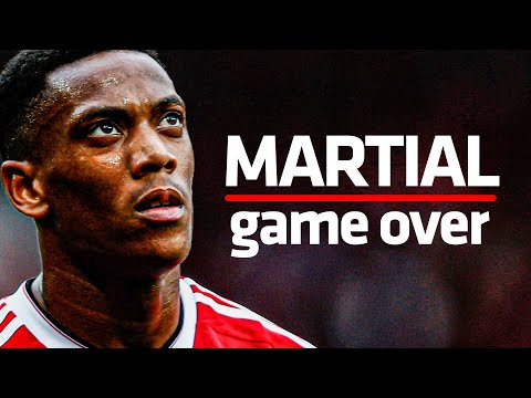 Is Anthony Martial Finished At Manchester United?