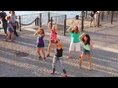 Million Pound Girl (Badder Than Bad). Dancehall Choreo By Lena Vereshchagina