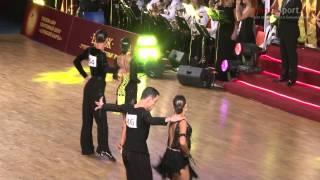 Pavel Shishov - Victoria Kharitonova, 1/4 Samba