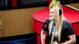 "Keke Wyatt performs ""If Only You Knew"" on Tom Joyner Morning Show."