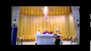 FCRM141206 PE GB A   S NICOLA S MESSA 6 Dicembre 2014 Padre Eugenio Caputi CRISTO RE Martina F