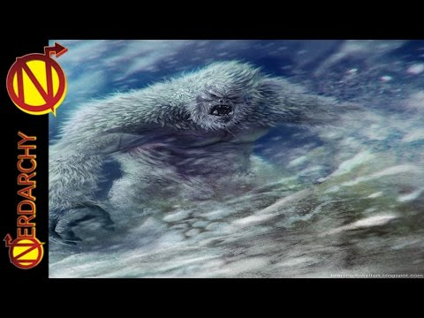 The Winter Hunt for the Legolgra- Legendary Monster Or Creature of Myth Live 5E D&D GamePlay