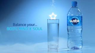 Waba Mineral Water Tv Commercial