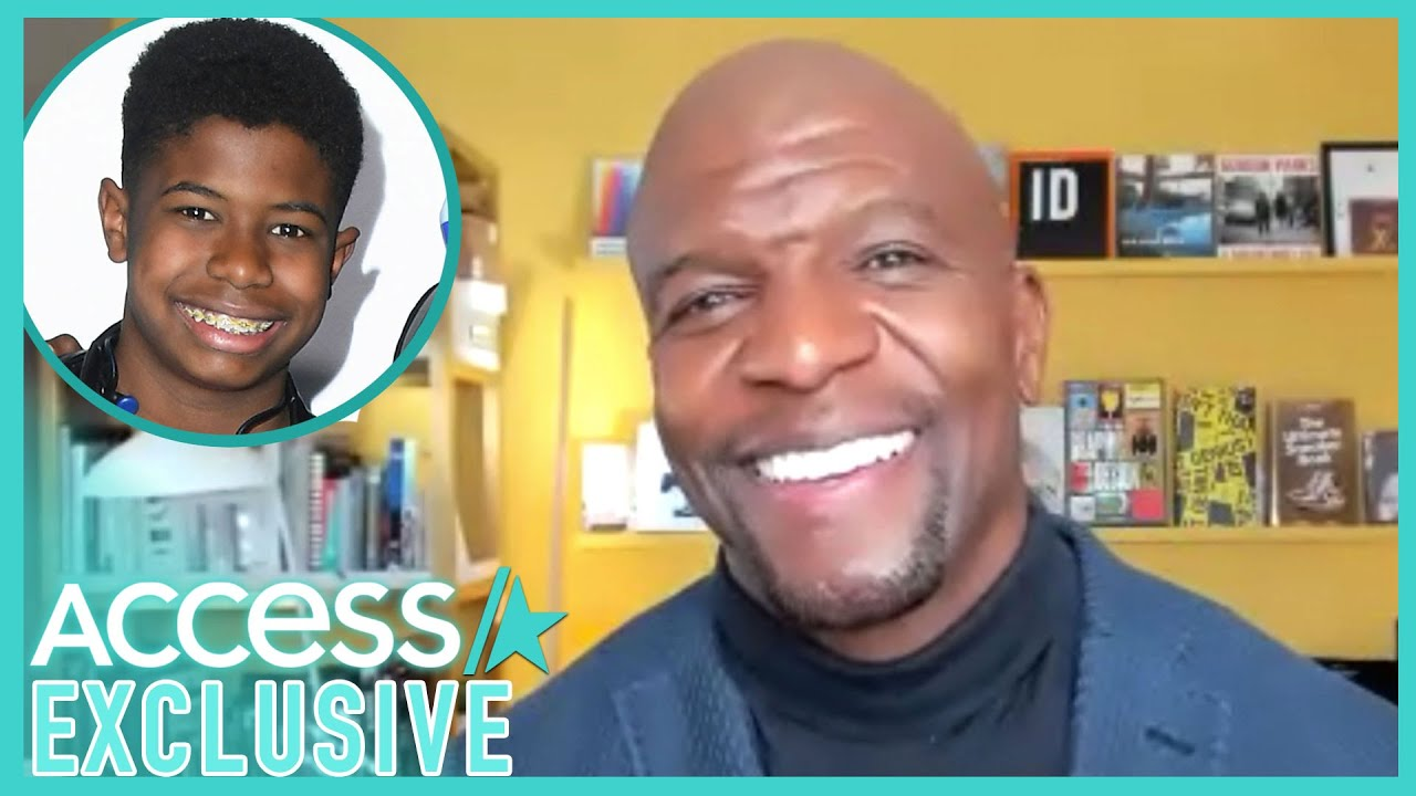 Terry Crews Gushes Over Son Isaiah In 'Side Hustle'