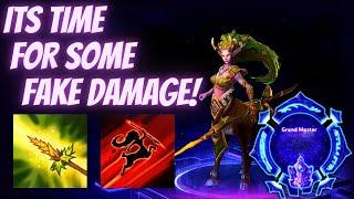 Lunara Leaping Strike - Fake Damage Time - Grandmaster Storm League