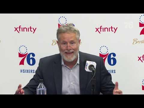 Brett Brown   Postgame Media Availability vs Dallas Mavericks (1.5.19)